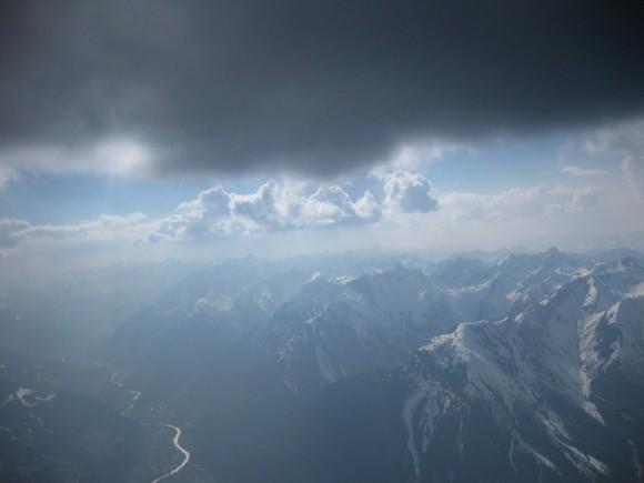 cloudbase 11,500 feet