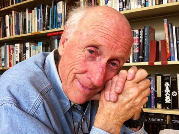Stewart Brand im Dezember 2010